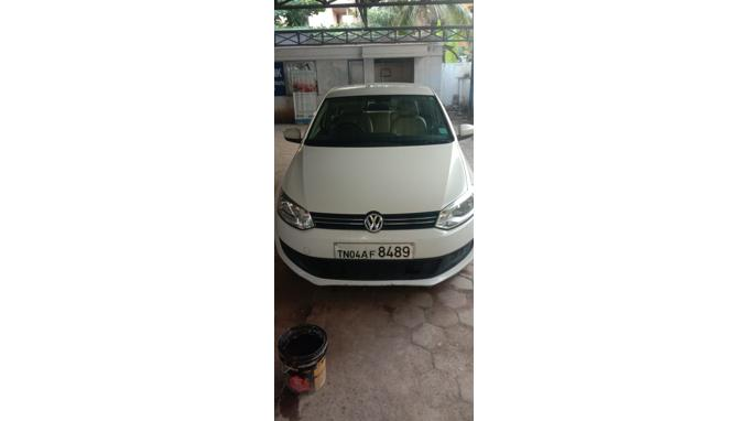 Used 2011 Volkswagen Polo Car In Chennai