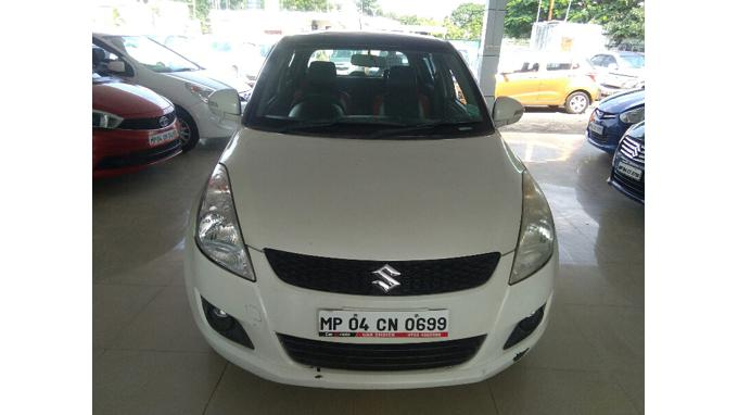 Used 2014 Maruti Suzuki Swift Car In Bhopal