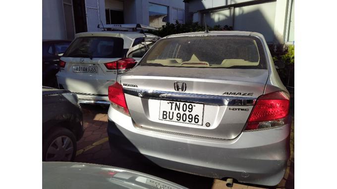 Used 2013 Honda Amaze Car In Chennai