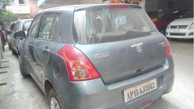 Used 2009 Maruti Suzuki Swift Old Car In Hyderabad