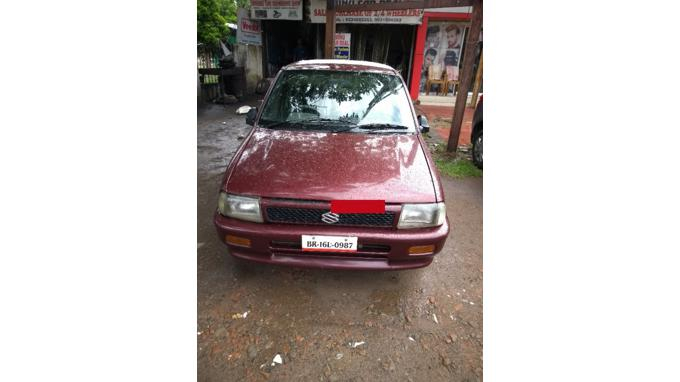 Used 1999 Maruti Suzuki Zen Car In Jamshedpur