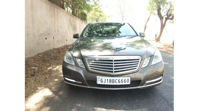 Used 2013 Mercedes Benz E Class Car In Ahmedabad