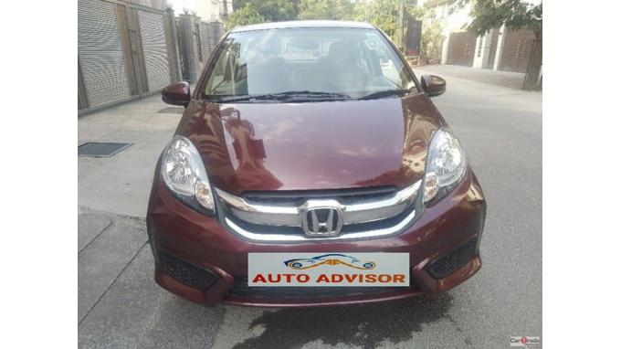 Used 2016 Honda Amaze Car In New Delhi