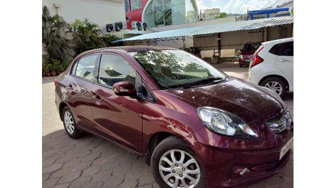Used 2014 Honda Amaze Car In Chennai