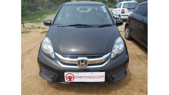 Used 2016 Honda Amaze Car In Hyderabad