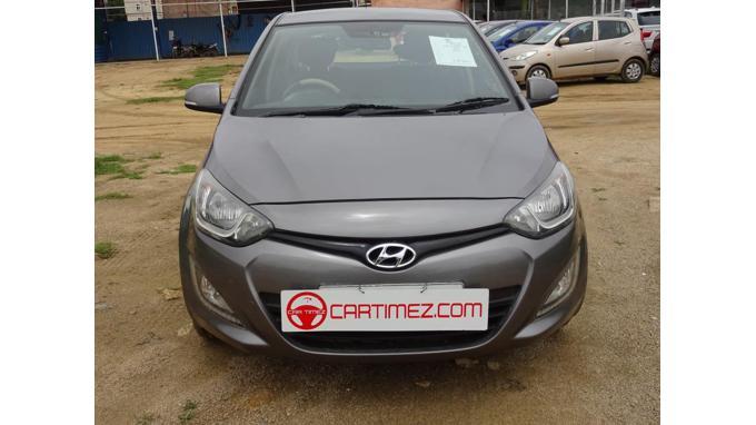 Used 2012 Hyundai i20 Car In Hyderabad