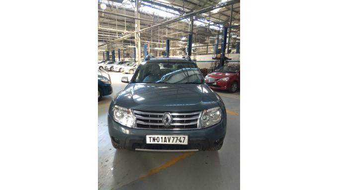 Used 2014 Renault Duster Car In Chennai