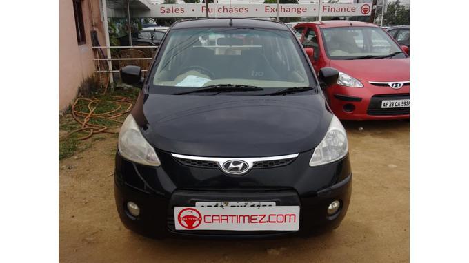 Used 2009 Hyundai i10 Car In Hyderabad