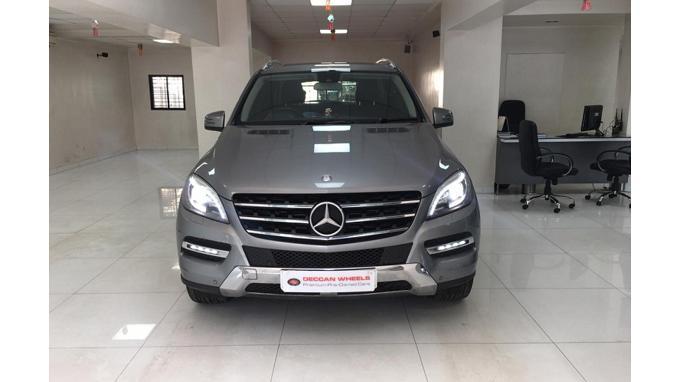 Used 2015 Mercedes Benz M Class Car In Mumbai
