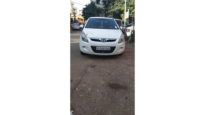 Used 2010 Hyundai i20 Car In Hyderabad
