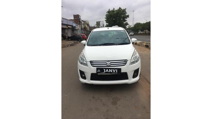 Used 2014 Maruti Suzuki Ertiga Car In Ahmedabad