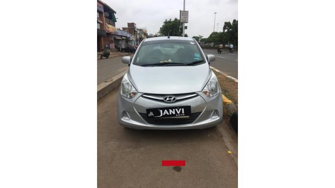 Used 2014 Hyundai Eon Car In Ahmedabad