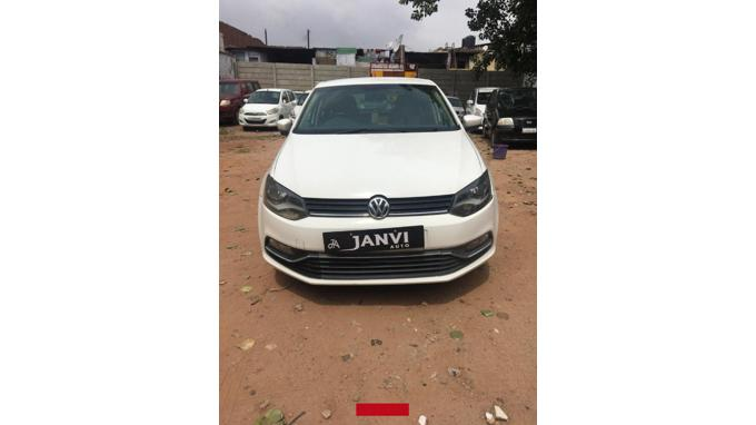 Used 2015 Volkswagen Polo Car In Ahmedabad