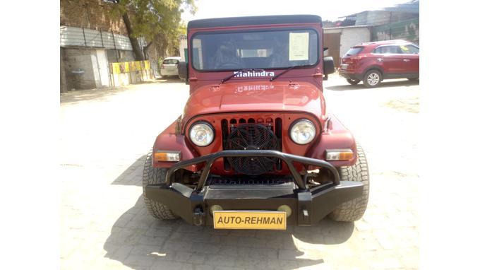 Used 2012 Mahindra Thar Car In Gurgaon