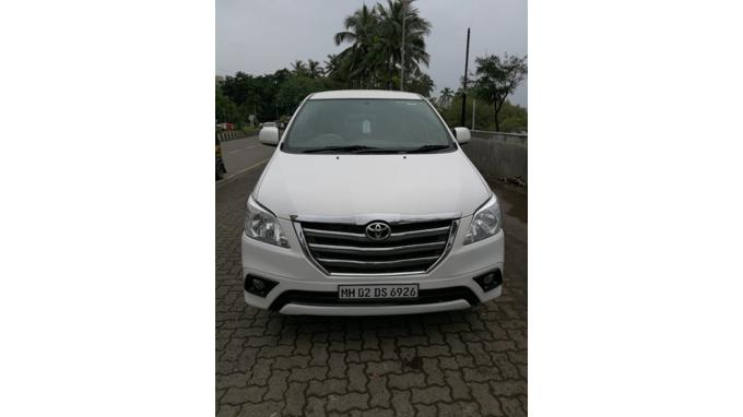 Used 2014 Toyota Innova Car In Mumbai