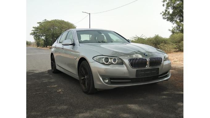 Used 2012 BMW 5 Series Car In Ahmedabad