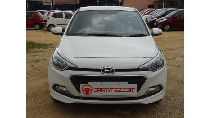 Used 2017 Hyundai Elite i20 Car In Hyderabad