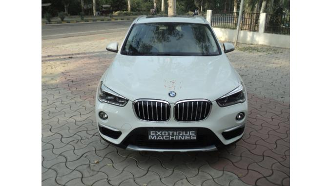 Used 2018 BMW X1 Car In Lucknow