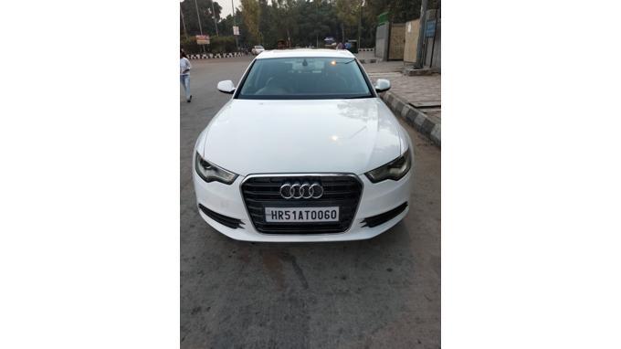 Used 2013 Audi A6 Car In New Delhi