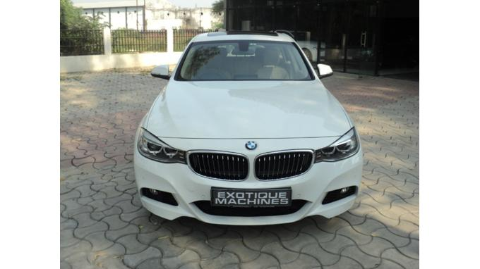 Used 2017 BMW 3 Series GT Car In Lucknow
