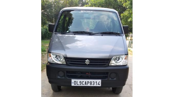 Used 2018 Maruti Suzuki Eeco Car In New Delhi