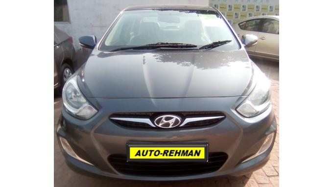 Used 2015 Hyundai Verna Car In Gurgaon