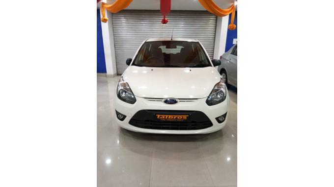 Used 2012 Ford Figo Car In Jamshedpur