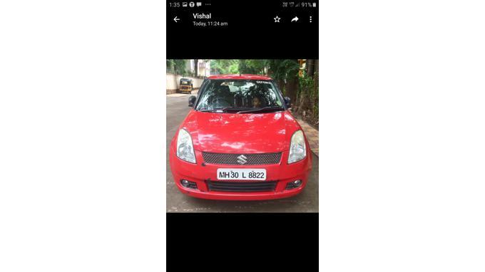 Used 2005 Maruti Suzuki Swift Old Car In Pune