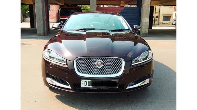 Used 2014 Jaguar XF Car In New Delhi
