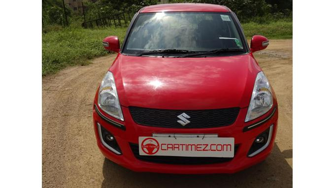 Used 2017 Maruti Suzuki Swift Car In Hyderabad