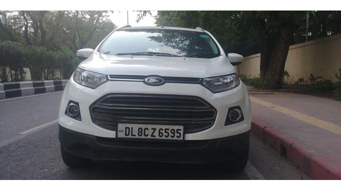 Used 2013 Ford EcoSport Car In New Delhi