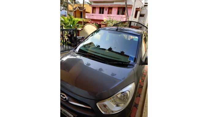 Used 2015 Hyundai i10 Car In Mysore
