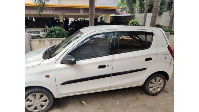 Used 2015 Maruti Suzuki Alto K10 Car In Rajahmundry