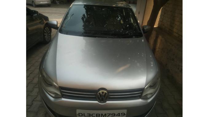 Used 2010 Volkswagen Polo Car In New Delhi