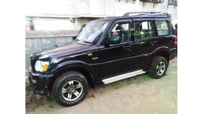 Used 2009 Mahindra Scorpio Car In Mumbai