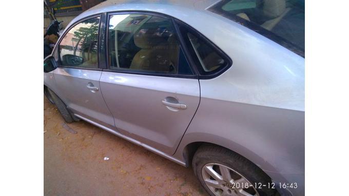 Used 2011 Volkswagen Vento Car In Bangalore