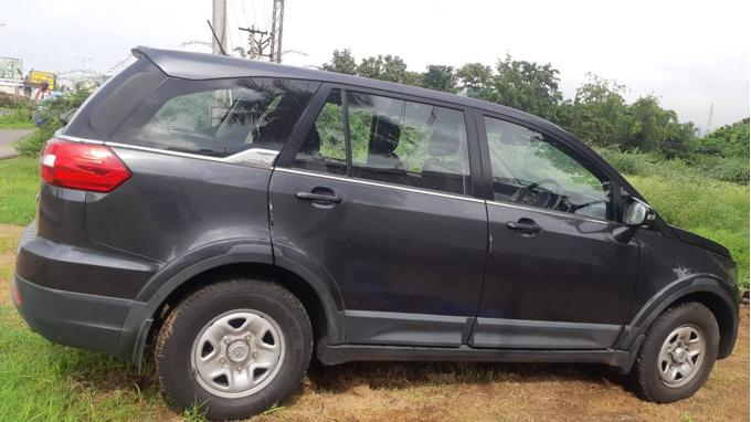Used 2017 Tata Hexa Car In Pondicherry