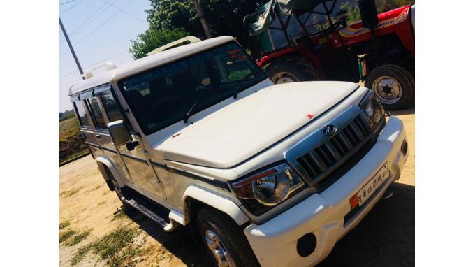 Used 2016 Mahindra Bolero Car In Mathura