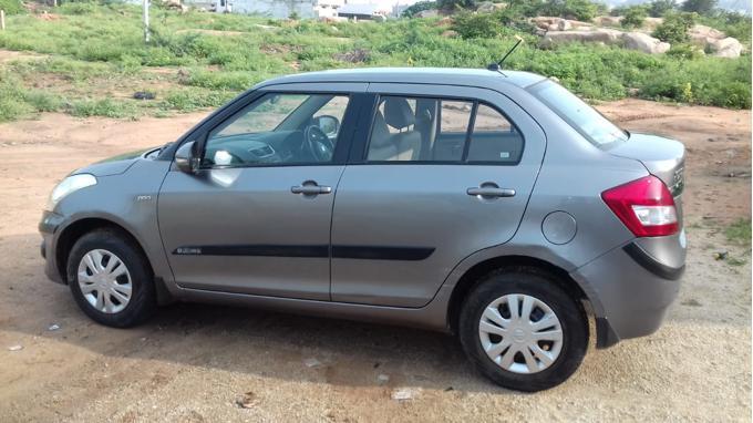 Used 2012 Maruti Suzuki Swift Dzire Car In Hyderabad