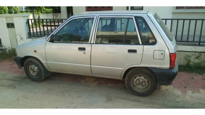 Used 2009 Maruti Suzuki 800 Car In Ahmedabad