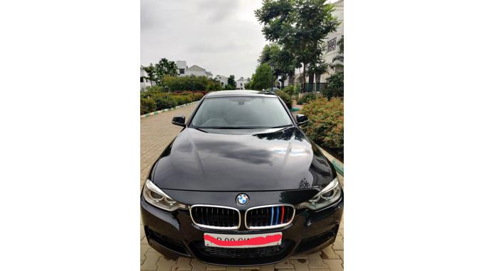 Used 2014 BMW 3 Series Car In Hyderabad