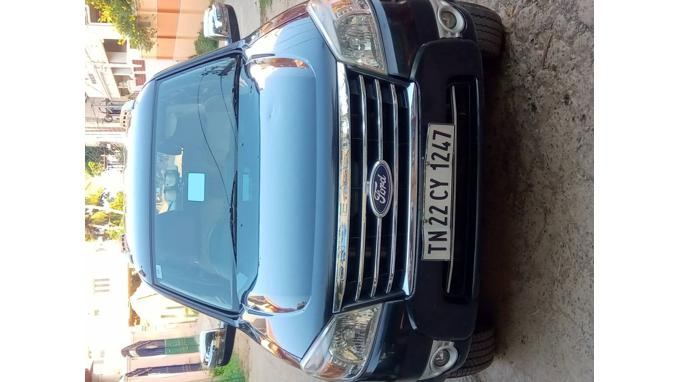 Used 2011 Ford Endeavour Car In Chennai