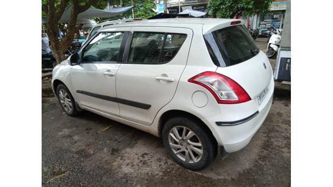 Used 2013 Maruti Suzuki Swift Car In Bhopal