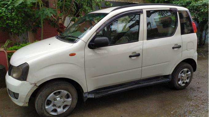 Used 2013 Mahindra Quanto Car In Bhopal