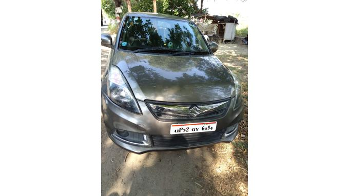 Used 2015 Maruti Suzuki Swift Dzire Car In Lucknow