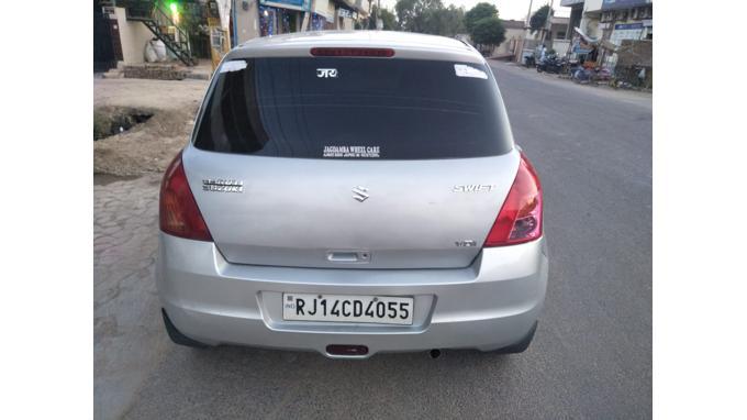 Used 2007 Maruti Suzuki Swift Old Car In Sri Ganganagar