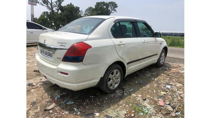 Used 2010 Maruti Suzuki Swift Dzire Car In Patna