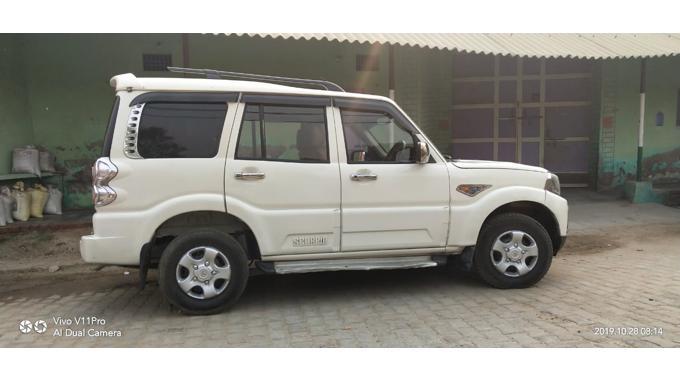 Used 2016 Mahindra Scorpio Car In Aligarh