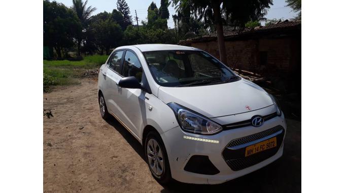 Used 2016 Hyundai Xcent Car In Pune