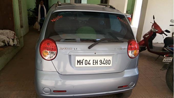 Used 2010 Chevrolet Spark Car In Mumbai